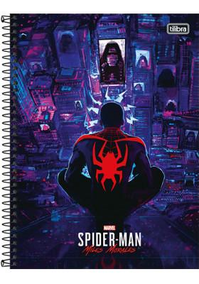 Caderno Universitário - 10 Matérias - Spider-Man Game 3