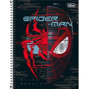 Caderno Universitário - 10 Matérias - Spider-Man Game 4