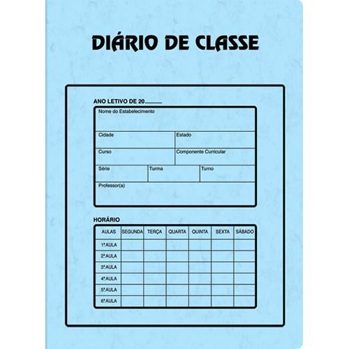 Diário de Classe - Bimestral 8F