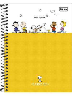 Agenda Planner Espiral 2021 – Snoopy 1