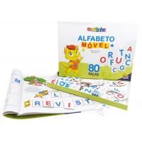Escolinha Todolivro - Alfabeto Móvel
