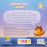Aprenda Bons Modos: Coralina Aprende A Ajudar
