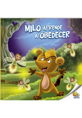 Aprenda Bons Modos: Milo Aprende A Obedecer