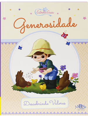 Descobrindo Valores: Estrela Guia - Generosidade (Suelen Katerine A. Santos)