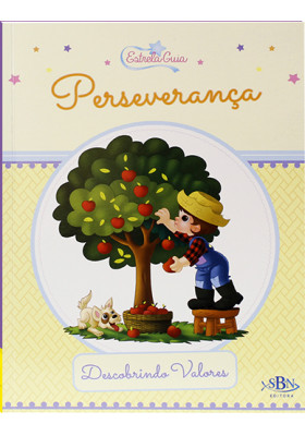 Descobrindo Valores: Estrela Guia - Perseverança (Suelen Katerine A. Santos)