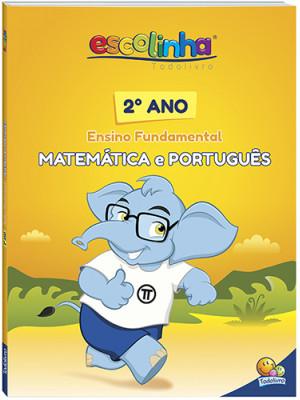 Escolinha Todolivro – Matemática e Português - 2o. Ano