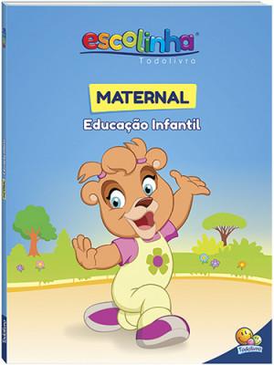 Escolinha Todolivro – Maternal (3 Anos)