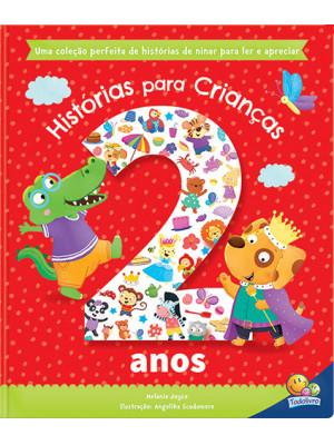 Histórias Para Crianças de 2 Anos (Melanie Joyce)