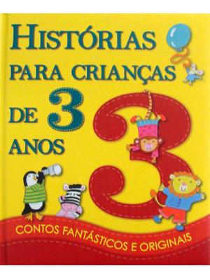 Histórias Para Crianças de 3 Anos (Melanie Joyce)