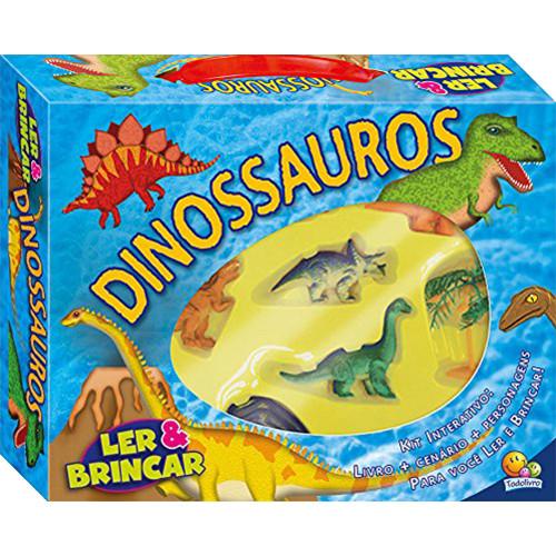 Ler e Brincar: Dinossauros