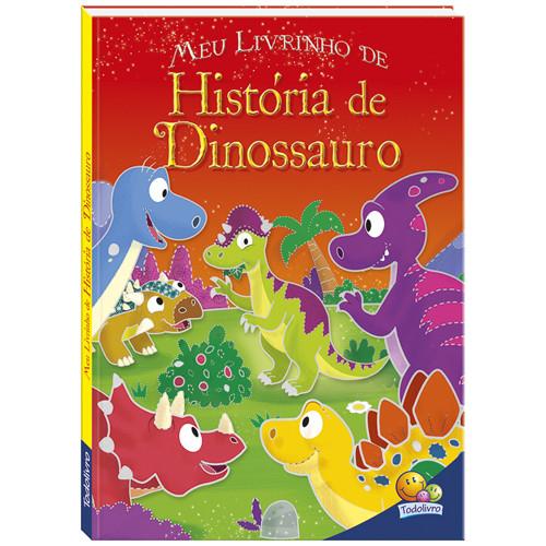 Meu Livrinho de... História de Dinossauro (Lisa Regan)