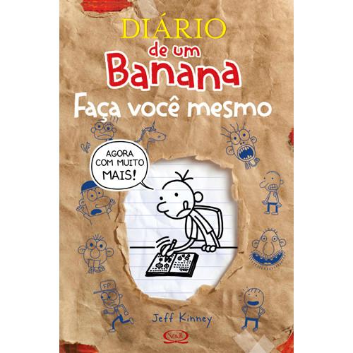 Diário de Um Banana - Faça Você Mesmo (Jeff Kinney)