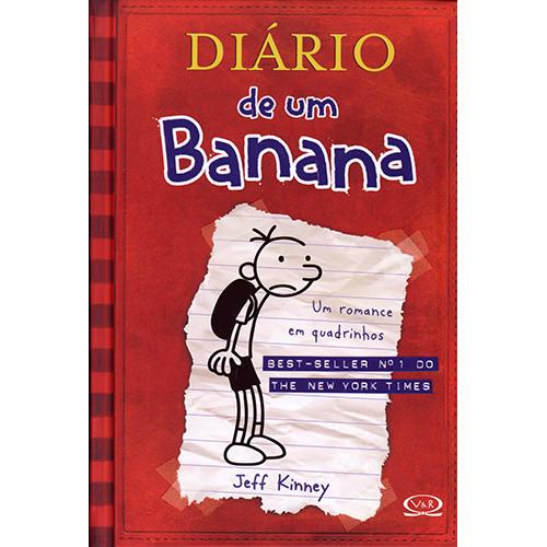Diário de Um Banana - Vol. 1 (Jeff Kinney)
