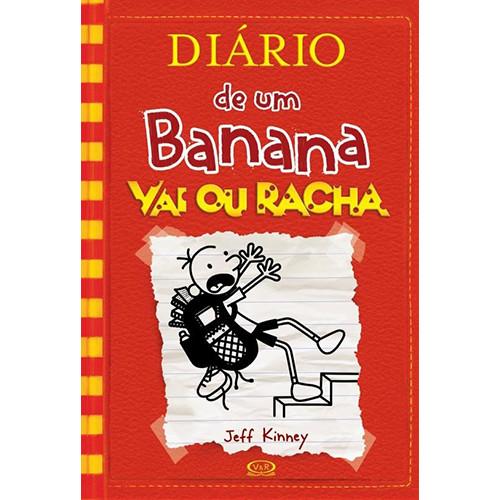 Diário de Um Banana - Vol. 11: Vai ou Racha (Jeff Kinney)
