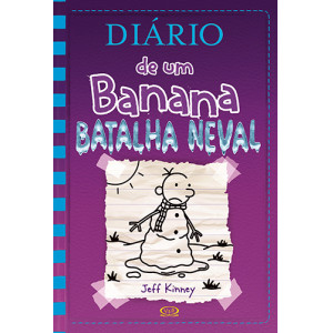 Diário de Um Banana - Vol. 13: Batalha Neval (Jeff Kinney)