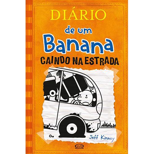 Diário de Um Banana - Vol. 9: Caindo na Estrada (Jeff Kinney)