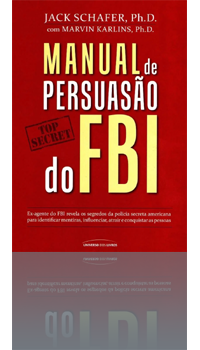 Manual de Persuasão do FBI (¥2.100)