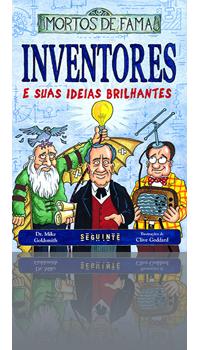 Mortos de Fama: Inventores e Suas Ideias Brilhantes (¥1.700)