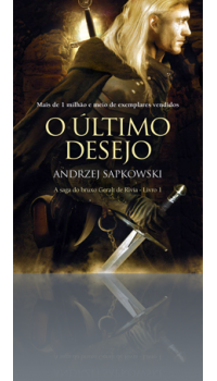 The Witcher - Vol. 1: Último Desejo (¥2.700)
